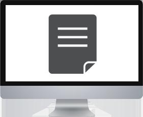 Solicitação de faturas e contratos
