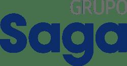 Logo Grupo Saga