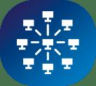 Icon Gestão do Ambiente de TI com Visibilidade